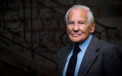 Décès du journaliste et écrivain Jean d'Ormesson