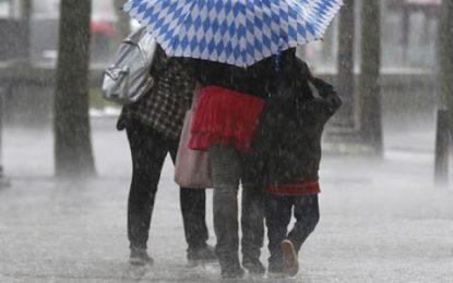 La météo appelle à la vigilance : Pluies torrentielles dans 7 gouvernorats