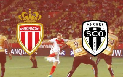 Monaco-Angers : Ligue1 en streaming