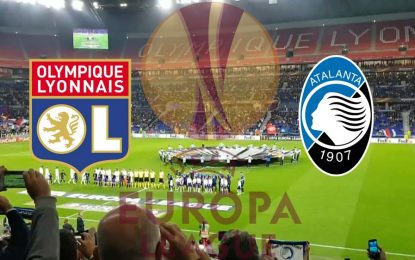 OL-Atalanta: en live streaming