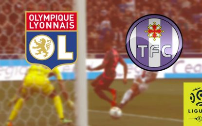 Toulouse-OL : match en streaming