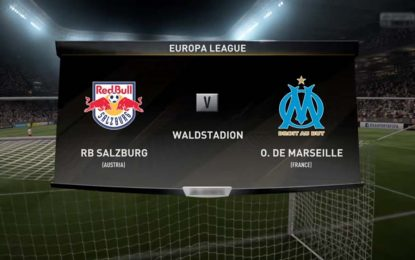 OM-Salzbourg :  en live streaming
