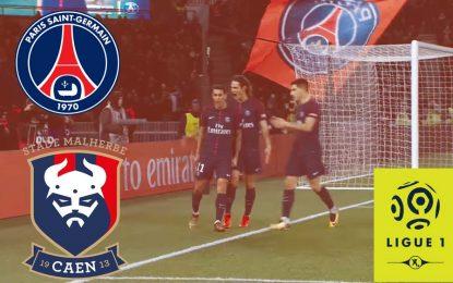 PSG-Caen : Live streaming en direct