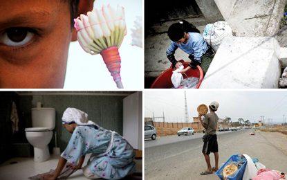 Tunisie : Près de 10% des enfants travaillent