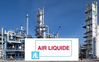 Air Liquide Tunisie annonce un résultat part du groupe en hausse de 5,7% en 2019