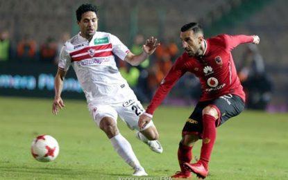 Al Ahly-Zamalek (3-0): Ali Maaloul encore déterminant