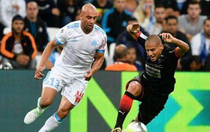 Aymen Abdennour : 15 matches pour rester à Marseille