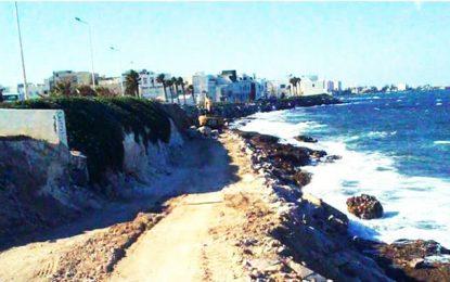 Mahdia : Le littoral rocheux de Borj Erras livré aux démolisseurs