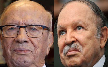 Anniversaire du 14-Janvier: Bouteflika félicite Caïd Essebsi