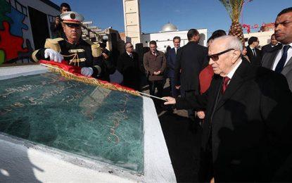 Caïd Essebsi à Ettadhamen: Paroles, paroles, paroles…