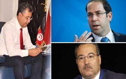 Chahed écarte Korbi de l'ONFP : Noomane Fehri s'indigne