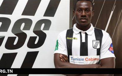 Club sfaxien : Arrivée d'un nouvel attaquant de 19 ans