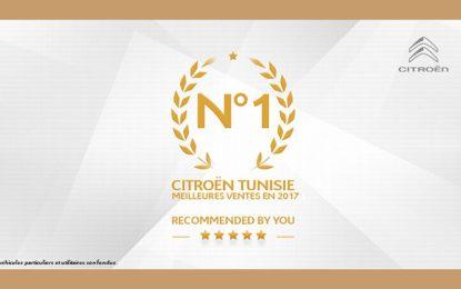 Citroën, la marque automobile la plus achetée par les Tunisiens en 2017