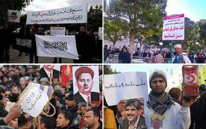 Tunisie : Le 7e anniversaire de la révolution dans les médias étrangers