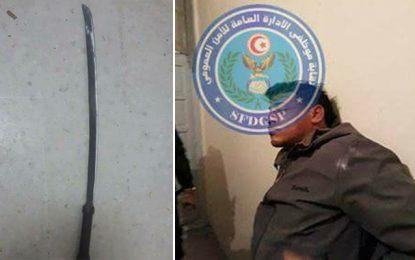 Violences en Tunisie : Un bandit surnommé «Dandouna» arrêté à Ben Arous