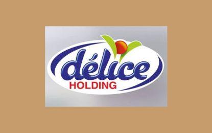 Délice Holding : Revenu en hausse de 5,4% en 2017