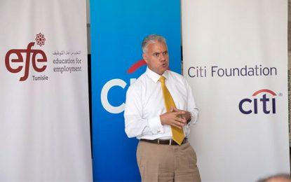 EFE-Tunisie – Fondation Citi : Partenariat pour l'employabilité des jeunes