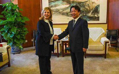 Tourisme : Selma Elloumi-Rekik attend beaucoup du marché chinois