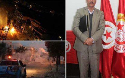 Émeutes en Tunisie : Libération du directeur de la maison de jeunes de Kasserine