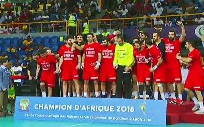 Handball : La Tunisie affrontera l'Espagne le 7 avril à Ciudad