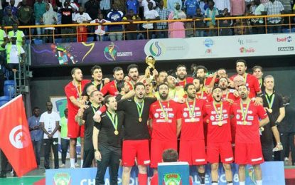 Handball : Tunisie championne d'Afrique ou la preuve par dix