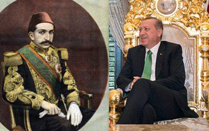 Visite d'Erdogan en Tunisie : Le sultan ottoman sur «ses» terres