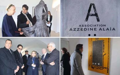 Sidi Bou Said : Exposition-hommage à Azzedine Alaia