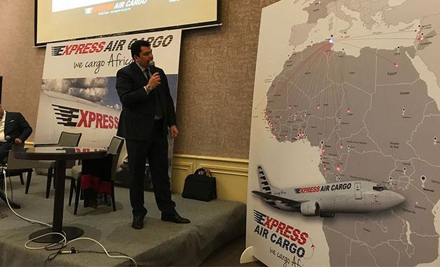 Express Air Cargo met le cap sur l'Afrique — Transport aérien