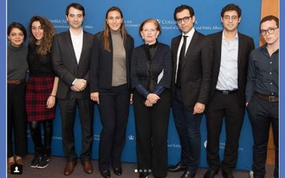 La Fondation Rambourg apporte son soutien aux étudiants tunisiens