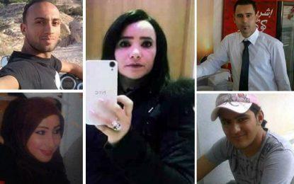 Gabès : Cinq morts et 4 blessés dans un accident de la route
