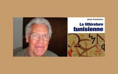 Rencontre avec Jean Fontaine sur la littérature tunisienne