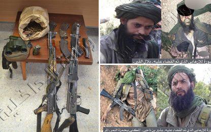 Tunisie : L'opération antiterroriste de Kasserine en photos