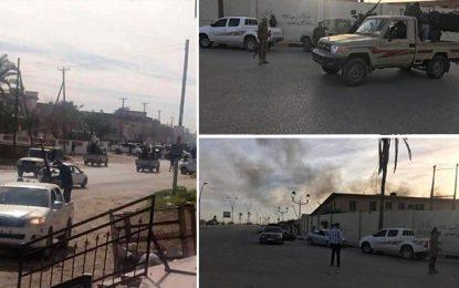 Combats à Tripoli : Des détenus tunisiens en danger