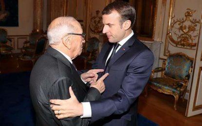 Emmanuel Macron en visite d'Etat en Tunisie aujourd'hui et demain