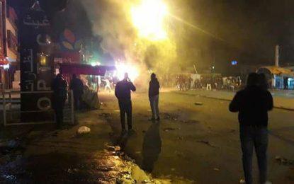 Manifestations en Tunisie : Arrestation de 206 personnes