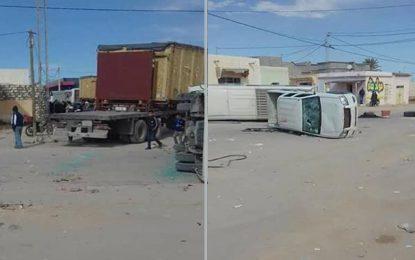 Gafsa : Récupération de 2 bus volés de la CPG à Mdhilla