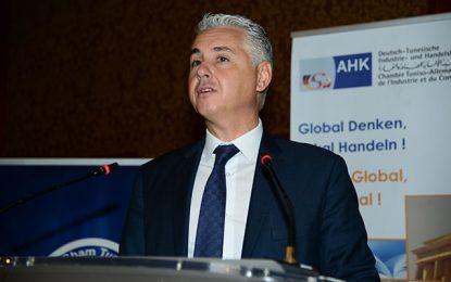 Mehdi Ben Abdallah réélu pour un nouveau mandat à la tête de la TBCC