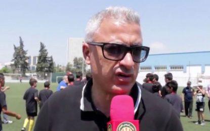 Mondher Kebaier nouveau sélectionneur de l'équipe de Tunisie
