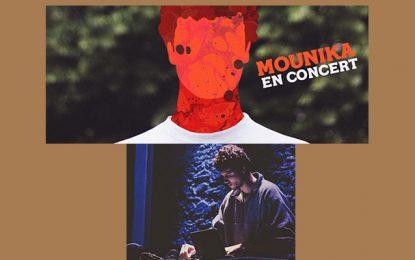 Musique électronique : Mounika en concert à Tunis