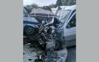 Nabeul : Trois morts et 7 blessés dans un accident