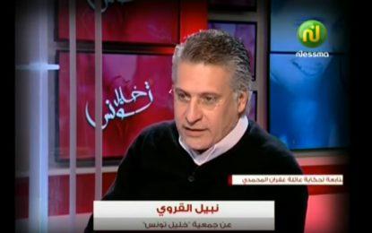 Nabil Karoui veut le départ de Youssef Chahed pour ne pas payer sa dette au fisc