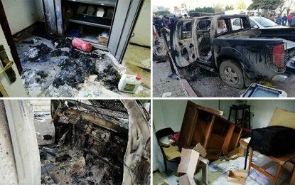 Tunisie : Deux extrémistes religieux parmi les casseurs arrêtés à Nefza
