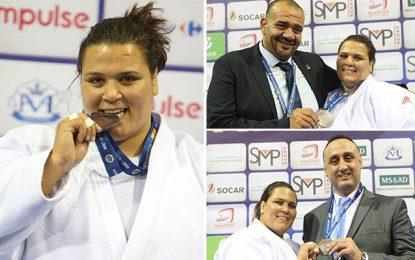 Judo : Hommage à Nihel Cheikhrouhou, médaillée au Grand prix de Tunis