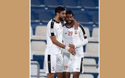 Football : Doublé d'Oussama Darragi en 2 minutes !