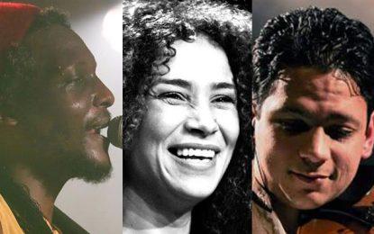 Trois artistes tunisiens au festival « Au fil des voix » à Paris