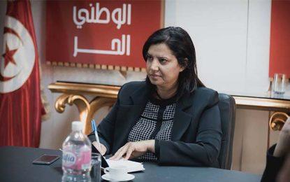 Assemblée : Selon Samira Chaouachi, l'UPL rejoindra le bloc National