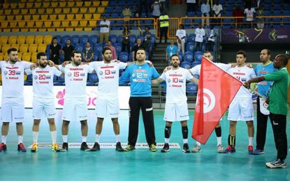 CAN 2018 de handball : Tunisie-Angola demain en demi finale