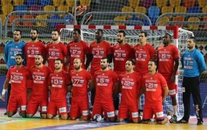 Handball – CAN 2018 : Tunisie-RD Congo demain en quarts de finale