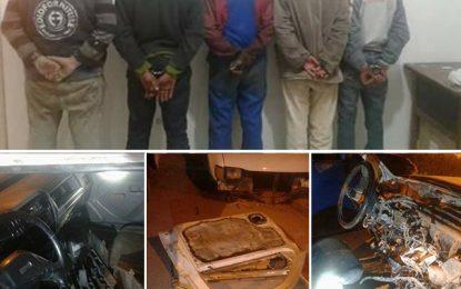 Tunis : Gang de mécaniciens voleurs de voitures démantelé à Sidi Hassine
