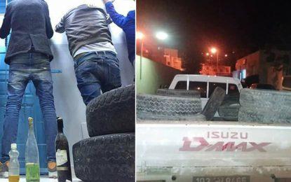 Sijoumi : Un salafiste sous contrôle judiciaire organise des pillages à Tunis